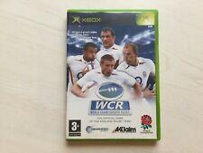 World Championship Rugby (XBOX) Spiel UK PAL gebraucht