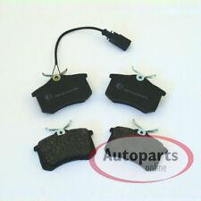 VW T4 - Forros de Freno Pastillas Cable Advertencia para Traseras La Eje