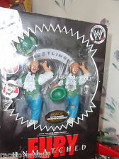 WWE HORNSWOGGLE UNMATCHED FURY MINT IN BOX