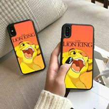 Disney The Lion King Simba TPU Phone Cover Case for Apple iPhone Samsung Huawei
