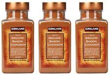 (3 x 10.7 oz) Kirkland Signature Ground Saigon  Cinnamon Spice