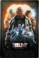 Hellboy - Canvas or Poster from A0 to A4 Film Movie Art Decor