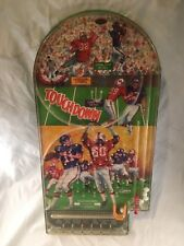 Football Touchdown Old Vintage Tabletop Pinball Game Made by Wolverine 1960s?