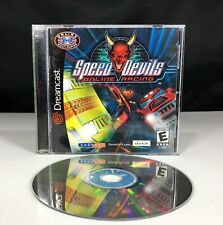 Speed Devils Online Racing - Dreamcast Game Near Mint A+++ Condition