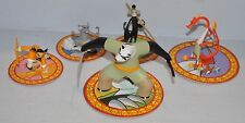 lot of 5 Noodles! Attakus Bombyx Statue 2007 Gauthier, Labourot, Lerolle