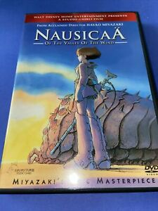 Nausicaa of the Valley of the Wind (DVD, 2005, 2-Disc Set)