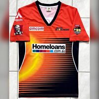Majestic Perth Scorchers BBL04 2014/15 Cricket Jersey. Size S, Excellent Cond.