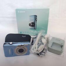 Canon PowerShot Digital ELPH SD1300 Digital Camera - Blue