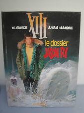"BD XIII - "" Le Dossier Jason Fly """