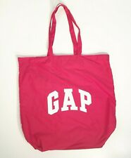 Gap Logo  Red Lightweight Nylon Tote Bag