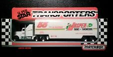 Matchbox Super Star Transporters Ted Musgrave #55 Jasper Semi Rig