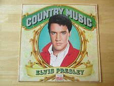 Elvis Presley LP, Country Music, Time-Life Records, 1981 , Shrinkwrap
