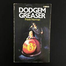 Frank Norman - Dodgem Greaser - Corgi Books - 1972 Vintage Pulp Paperback