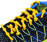 Knot Laces Elastic Shoelaces Triathlon Running No Tie Elasticated Shoe Knotz