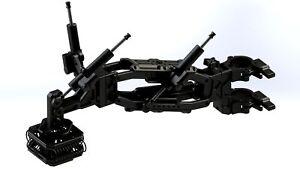 HONTOO Shock Absorber Dampener 3 Hydraulic Damper 11KG FOR DJI RONIN 2 MX S RS2