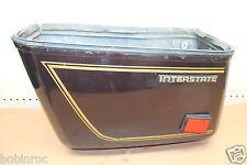 1981 HONDA GL1100 INTERSTATE (#170) LEFT HARD SIDE CARGO LUGGAGE SADDLEBAG BAG