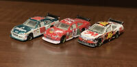 Lot of 3 2009-2010 1:64 Nascar Diecast