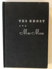THE GHOST AND MRS MUIR BOOK HARD COVER HC 1945 1st EDITION 4th PRINT R. A. DICK