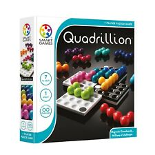 SMART GAMES 540 - 3D Klassiker - Quadrillion