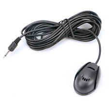 Car External 2.5mm Microphone for Mic Bluetooth Enabled Car Radio DVD Receiver
