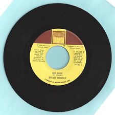 Stevie Wonder - Sir Duke - He's Misstra Know-It-All - Motown Records - 45 RPM