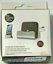 Charge Sync Charging Dock Cradle for iPhone 6s/5/5s iPad Mini iPod Touch5 Silver