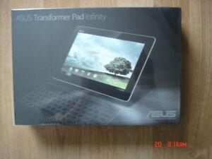 ASUS Transformer Pad Infinity TF700T 32GB, Wi-Fi, 10.1in - Amethyst Gray