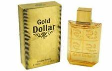Gold Dollar 100ml Saffron London EDT Fragrance Perfume For Men Boys - Great Gift