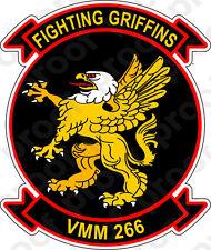 STICKER USMC VMM 266 Fighting Griffins