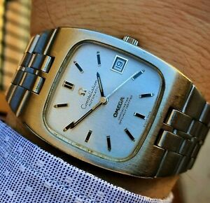 Omega Constellation Chronometer Ref 166.059-168.047 cal 1001 1155/146 TV JUMBO