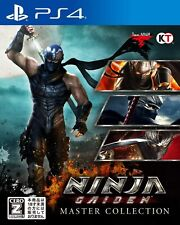 PS4 NINJA GAIDEN : MASTER COLLECTION Japan NEW GAME For PlayStation 4