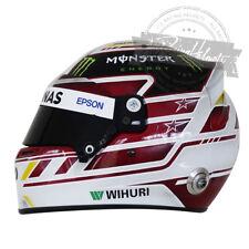 Lewis Hamilton 2018 Season Formula 1 F1 Replica Helmet Scale 1:1 Helm Casque