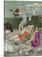 ARTCANVAS The Bathers 1918 Canvas Art Print by Pablo Picasso