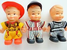 1966 peewee HEE WEES TINY HE-MEN OF PEEWEE WORLD RARE DOLL LOT CHEAP!!