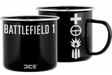 Battlefield 1 DICE Electronic Arts EA Best Buy Promo Metal 16oz Coffee Tea Mug
