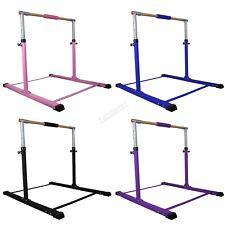 FIT4YOU Gymnastics High Bar 4FT Adjustable Horizontal Kids Home Gym Training