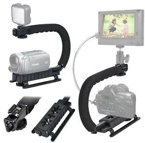 Gopro DSLR Mirrorless Action Camera Camcorder Smartphone Stabilizer Holder