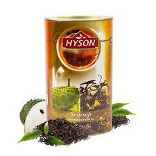 Soursop OPA Black Tea - Leaf Tea Hyson 100g - Pure Ceylon Tea