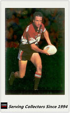 1995 Dynamic Rugby League Series 2 Playmaker Unsigned Card P4:Jason Taylor