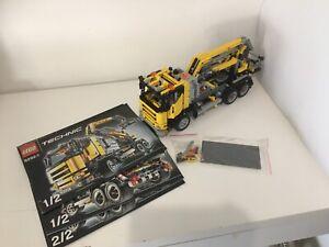lego technic 8292