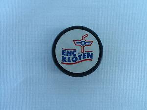 KLOTEN EHC Official Hockey Puck
