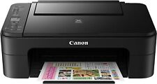 Canon PIXMA TS3120 Home Office Wireless All-In-One Inkjet Printer, INK INCLUDED