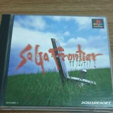 Playstation 1 Saga Frontier 2 II SONY PS1 Role Playing GAME JAPAN JP JPN