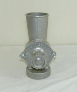 Vintage Kitchenaid Hobart Grain Mill Coffee Grinder Countertop Mixer Attachment