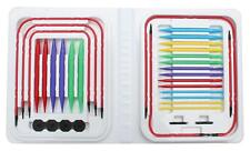 Denise Needles Denise Interchangeable Knitting Needles Kit, Blue Brights