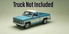 Mirror set for 1/64 Autoworld 1973 Chevy Cheyenne Stepside/Fleetside Truck