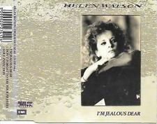 HELEN WATSON - I'm jealous dear CD SINGLE 3TR UK 1988 Country