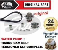 Per VOLKSWAGEN VW GOLF 2.0 GTI TSI R 2006 - & GT POMPA ACQUA + Timing Cam Belt Kit