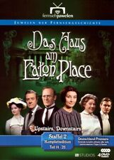 Das Haus am Eaton Place - Staffel 2 Komplettedition: Teil 14-26 [4DVDs] geb.-gut