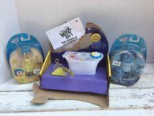 Disney Pixar Inside Out JOY SADNESS Lightup Sphere Figures & The Console Set